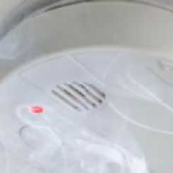 A working smoke alarm can double your chances of survival.