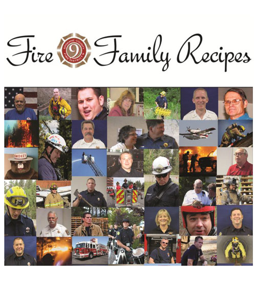 Fire 9 Family cook book