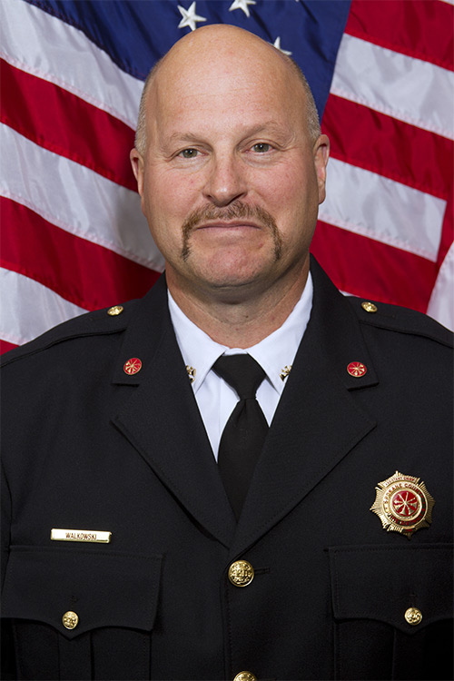 Walkowski, Assistant Chief